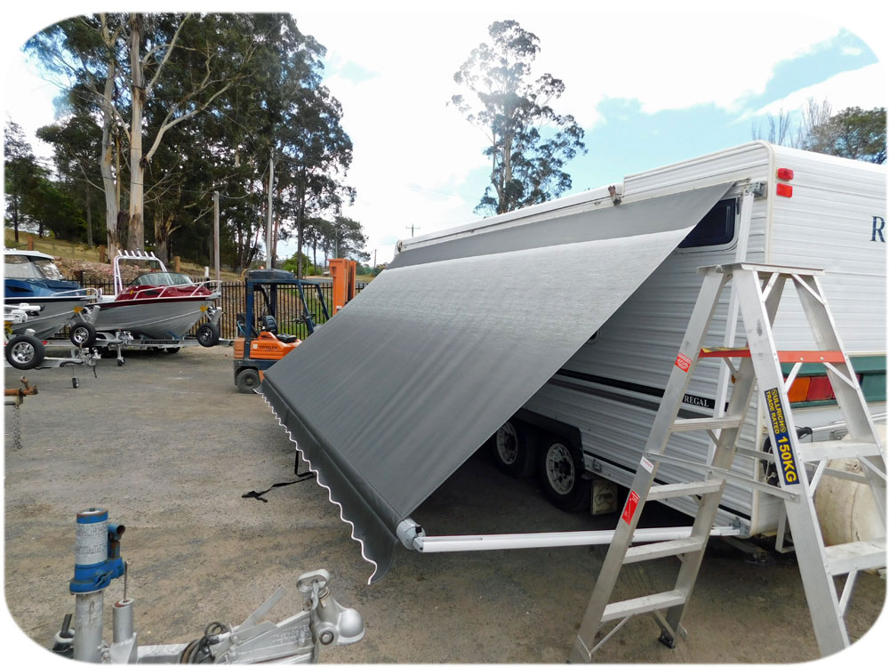 accessories and parts at RV Repairs Eden NSW