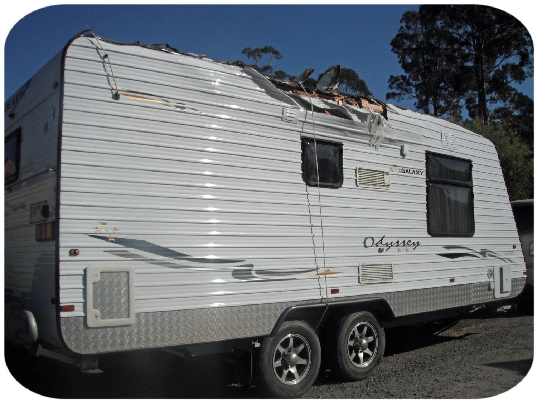 insurance repairs with RV Repairs, Eden, NSW